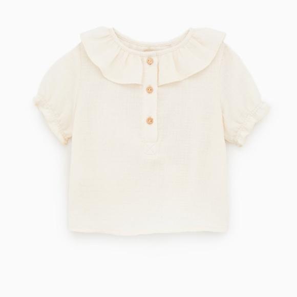 Girls' Clothing (0-24 Months) 2019 New Style Zara Baby Girl 18-24 Dress